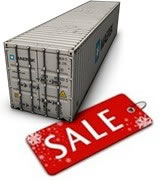 Used-shipping-container