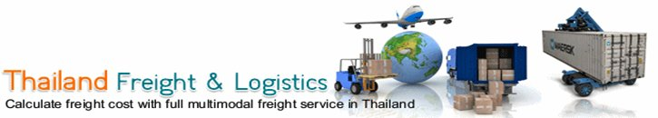 Shipping Company in Thailand - Freight Shipping in Thailand